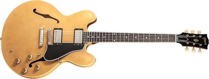 セミアコースティック・ギター(セミアコ)