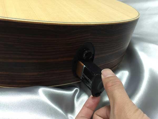 エレクトリックアコースティックギター(エレアコ)
