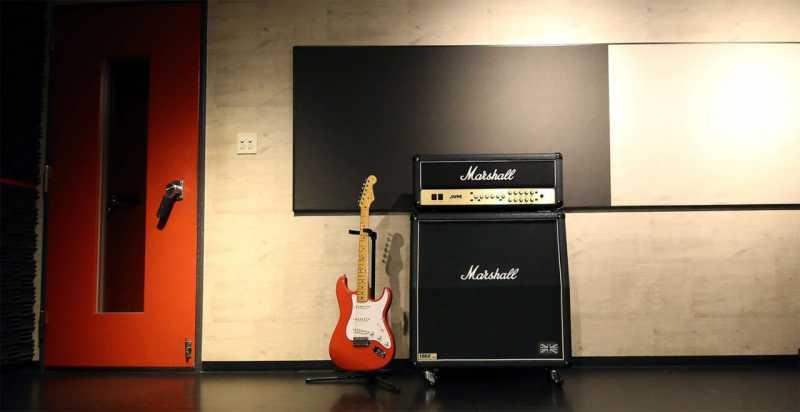 ギターアンプの音作り
