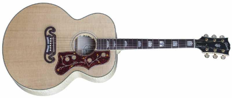 アコースティックギターのジャンボ