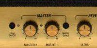 Marshall JCM2000のChannel(チャンネルスイッチ)