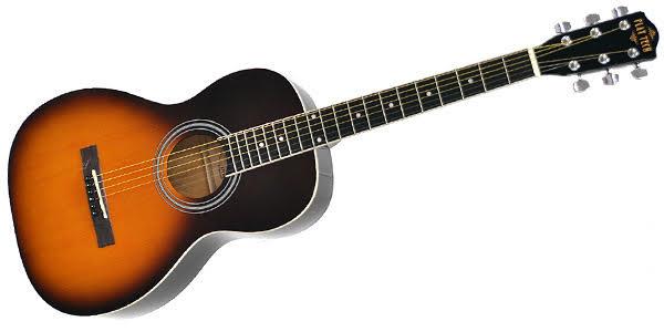 アコースティックギターのシングルオー(コンサート/0)