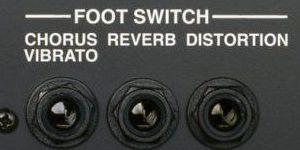 JC-120(Jazz Chorus:ジャズコ)のFOOT SWICH(フットスイッチ)