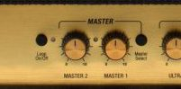Marshall JCM2000のMASTER-VOLUME(マスターボリューム)