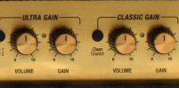 Marshall JCM2000のVOLUME(ボリューム)