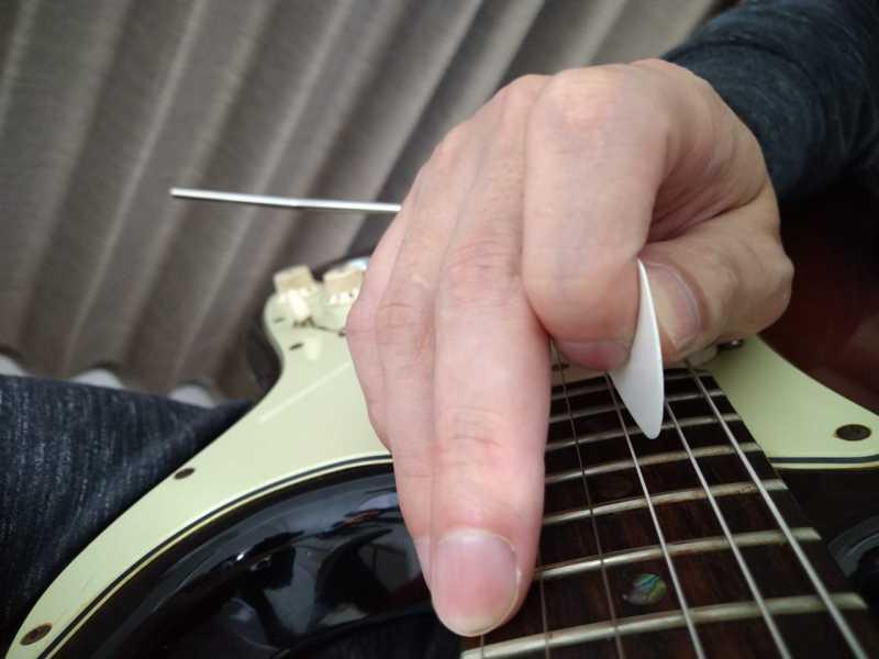 ギターの特殊な特殊奏法の一覧
