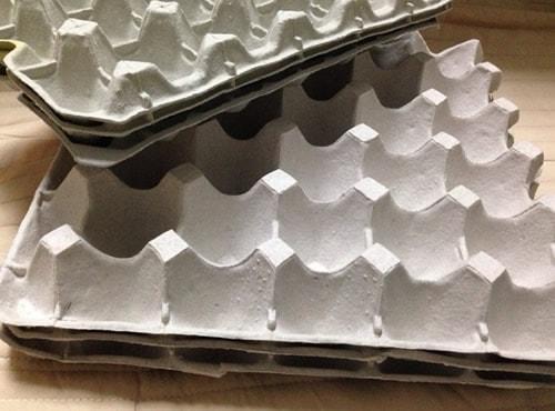 紙製の卵パック