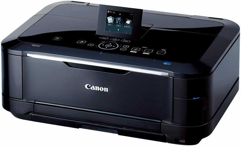プリンター:Canon PIXUS MG6130