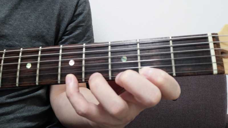 ギターのフィンガリングとは