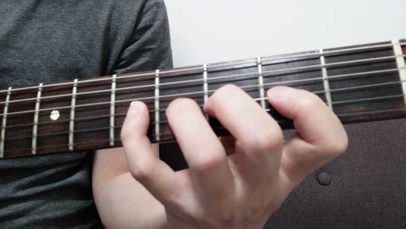 ギターのクラシックフォーム(クラシックハンドスタイル)とは