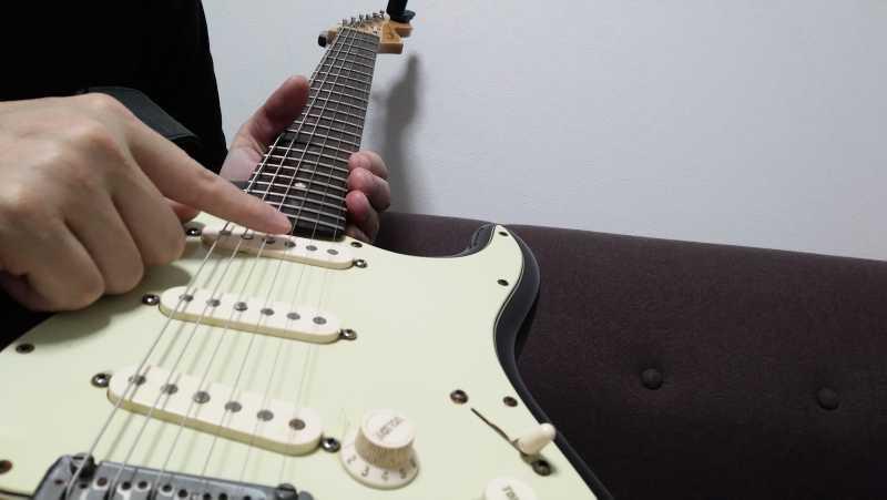 チョーキングで音が鳴らない原因に合わせてギターのメンテナンスが必要