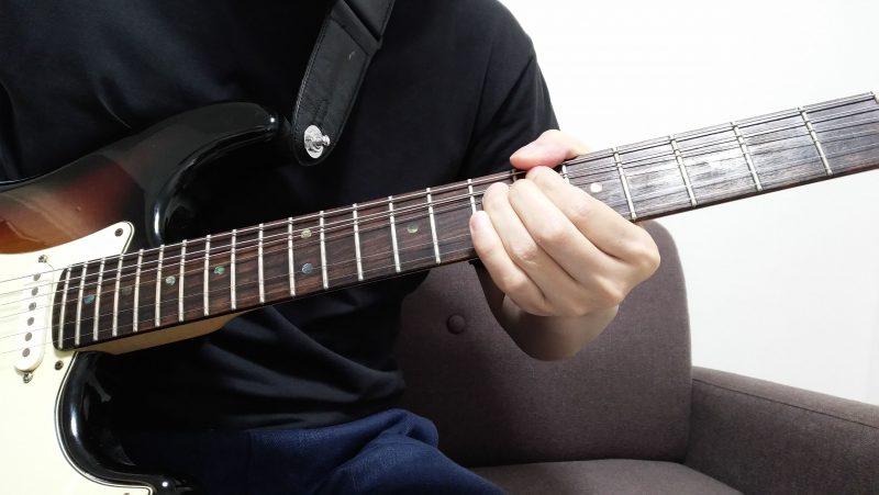 ギターのチョーキングとは