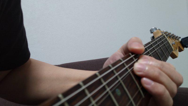 ギターのポルタメントチョーキングとは