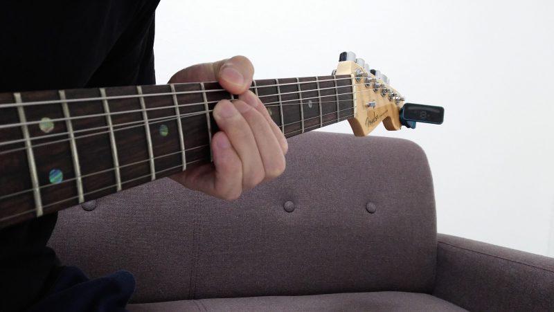 ギターのチョークアップ・チョークダウンが上手くできないときに見直すポイント