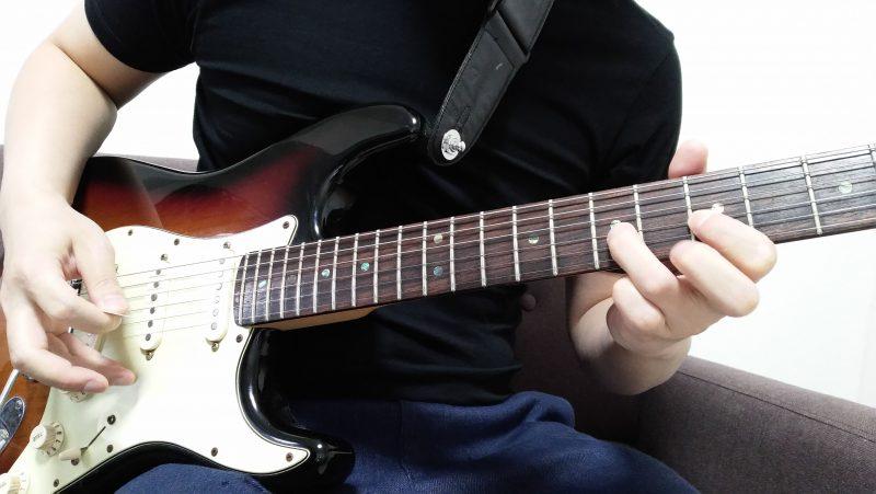 ギターのトリルが上手くできないときに見直すポイント