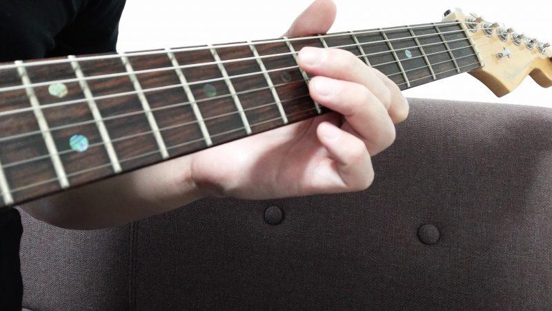 ギターのトリルとは