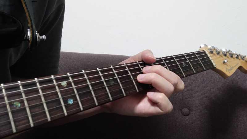 ギターのプリング・オフが上手くできないときに見直すポイント