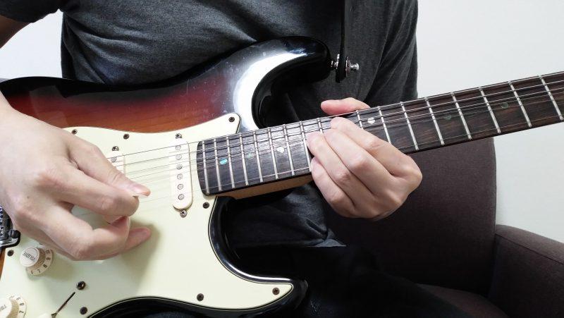ギターのハーモナイズドチョーキングとは