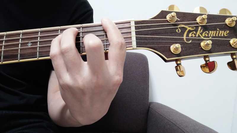 ギターのバレーコードとは