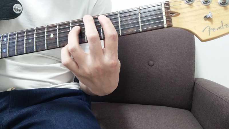ギターのパワーコードとは