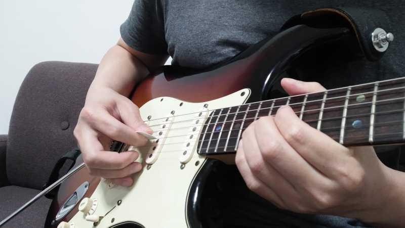 ギターのチョーキングが上手くできないときに見直すポイント