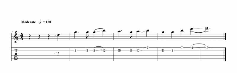 ギターのグリッサンド(グリス)の基礎練習の方法