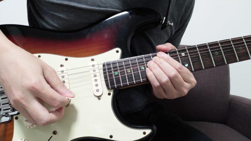 ギターのダブルチョーキングが上手くできないときに見直すポイント
