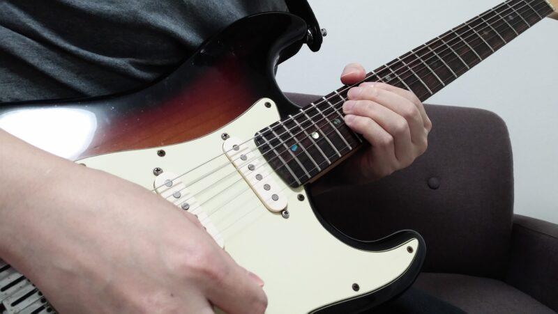ギターのダブルチョーキングとは