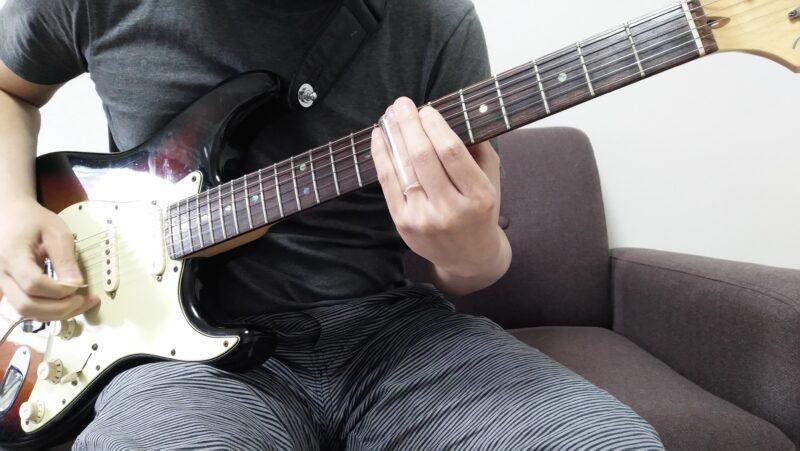 ギターのボトルネック奏法とは