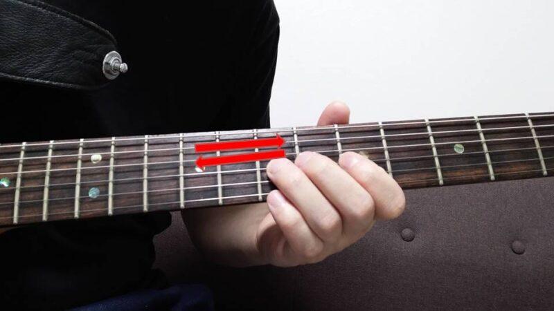 ギターのジャックオフビブラートとは
