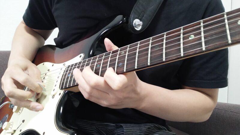 ギターのフルピッキングがうまくできない時に見直すポイント