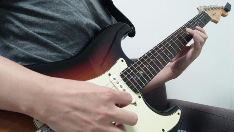 ギターのトレモロピッキングとは