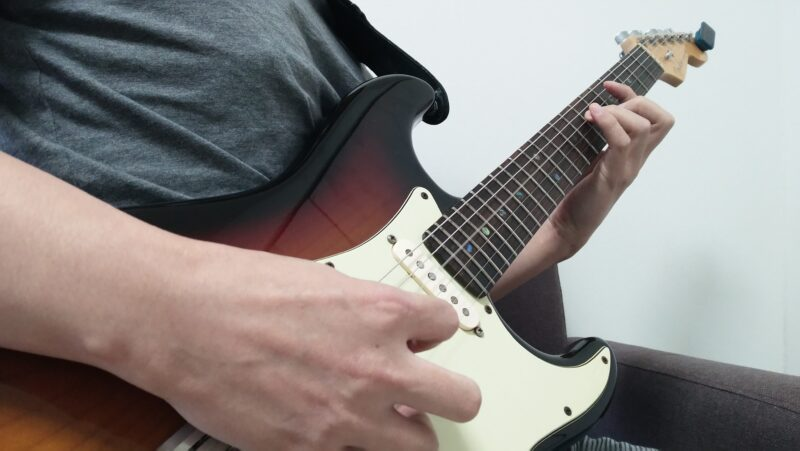 ギターのアウトサイドピッキングがうまくできない時に見直すポイント