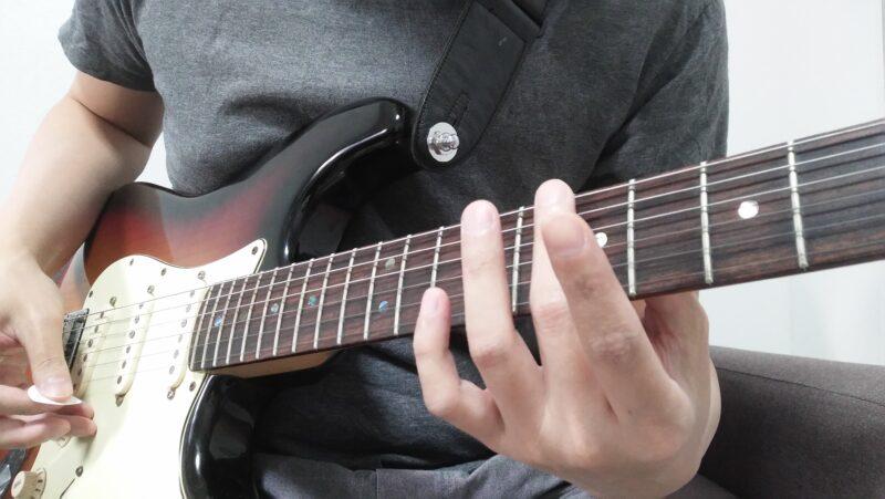 ギターのハーモニクス奏法の種類
