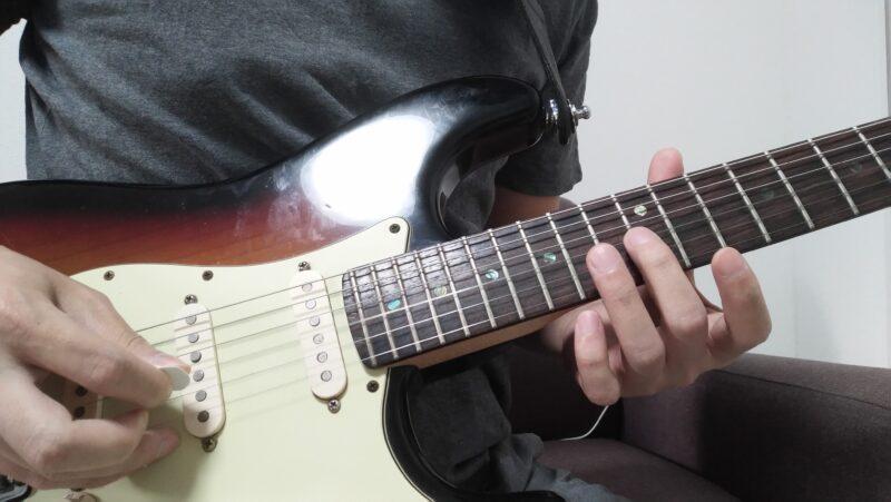 ギターのハーモニクス奏法とは