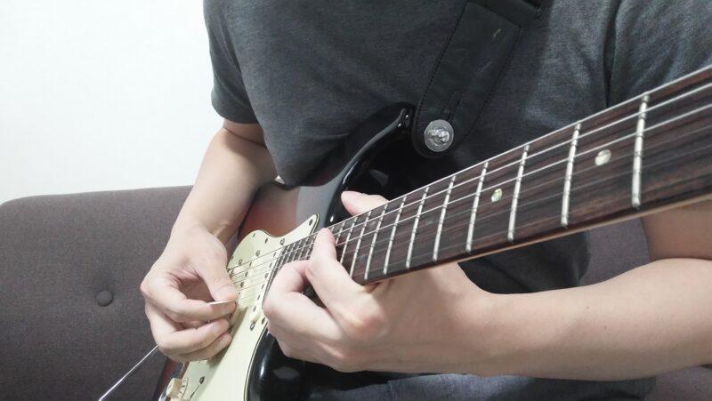 ギターのチョップ奏法のやり方