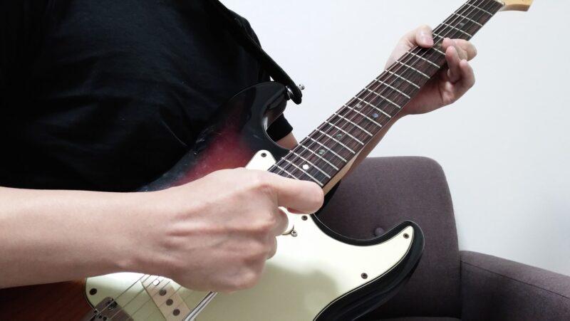 ギターのスクウィールが上手くできないときに見直すポイント