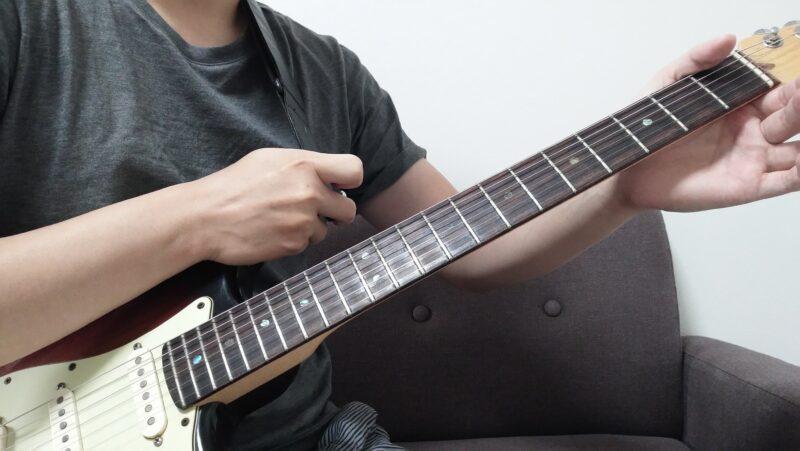 ギターのネックベンドが上手くできないときに見直すポイント