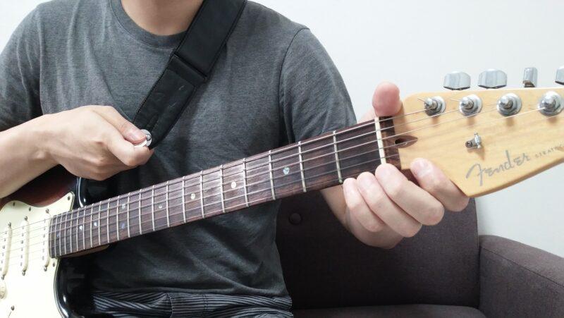 ギターのネックベンドとは