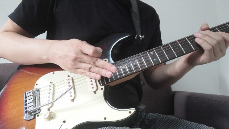 ギターのクリケット奏法とは