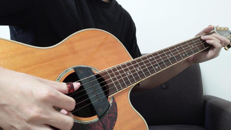 ギターのギャロッピング奏法のやり方