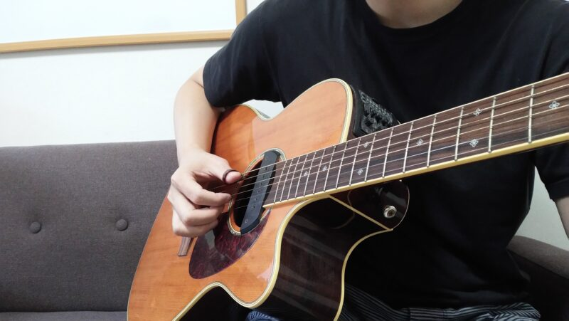ギターのギャロッピング奏法とは