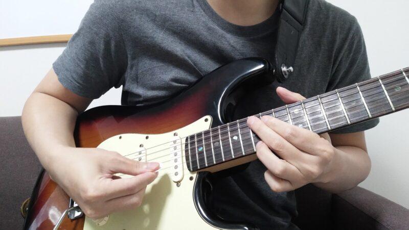 ギターのハミングバード奏法とは