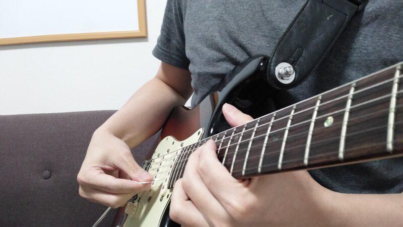 ギターのハミングバード奏法がうまくできない時に見直すポイント
