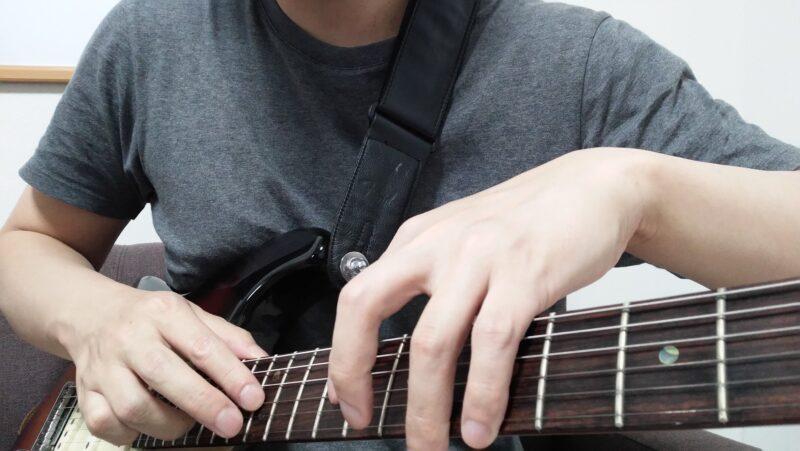 ギターのボスハンドタッピングとは