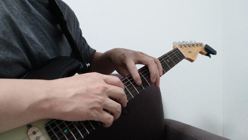 ギターのボスハンドタッピングがうまくできない時に見直すポイント